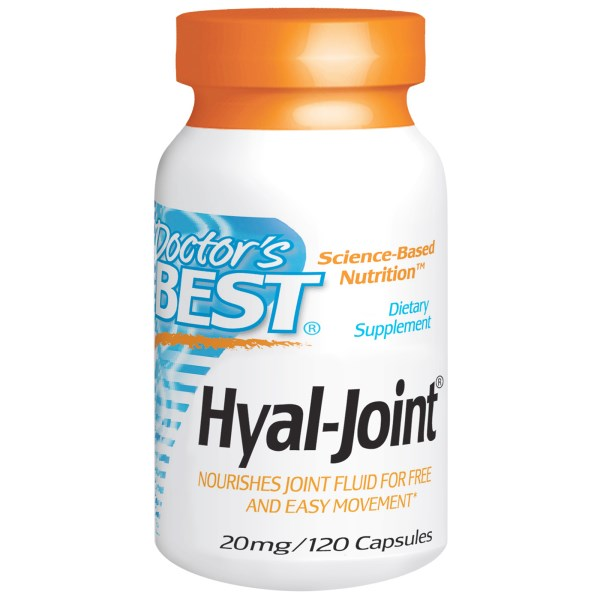 DOCTORS BEST HYAL-JOINT 20mg